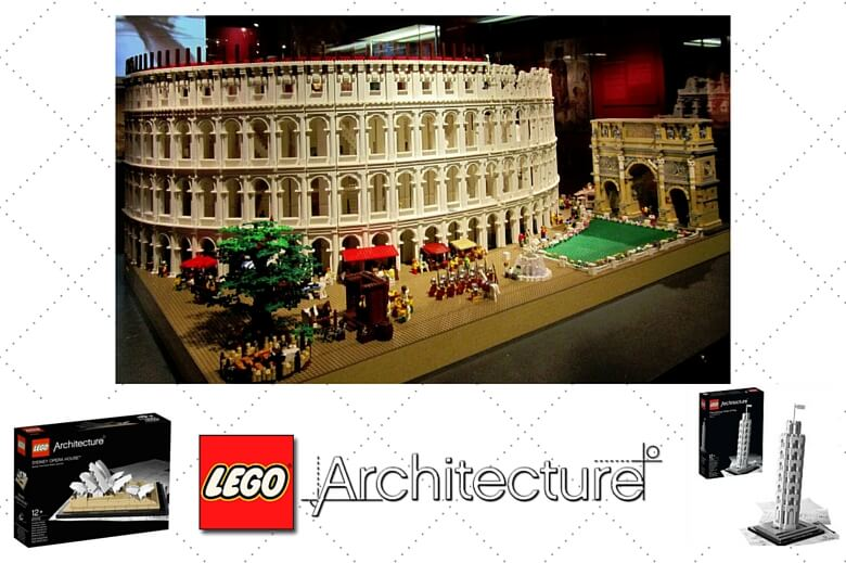 Lego Architecture, Quando L'architetto Ci Mette Lo Zampino