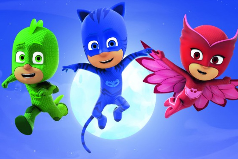 Con I PJ Masks Il Divertimento è Super!