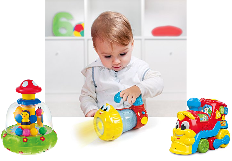 Giocattoli Baby Clementoni: Crescere è Un Gioco Bellissimo!