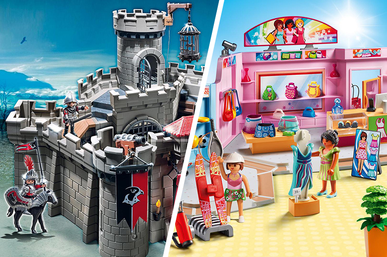 Castello Playmobil