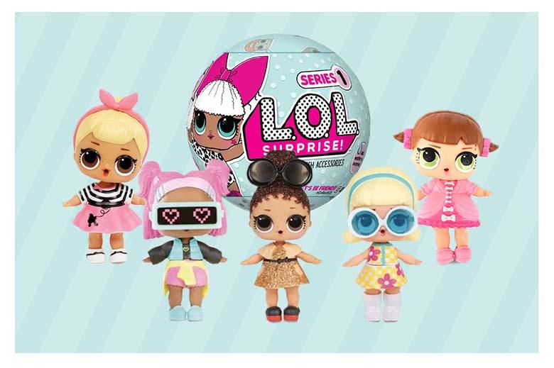 LOL Surprise: Le Bambole Super Fashion Tutte Da Collezionare!